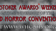 Prepping for The Bram Stoker Awards® Weekend and 25th Anniversary World Horror Convention in Atlanta