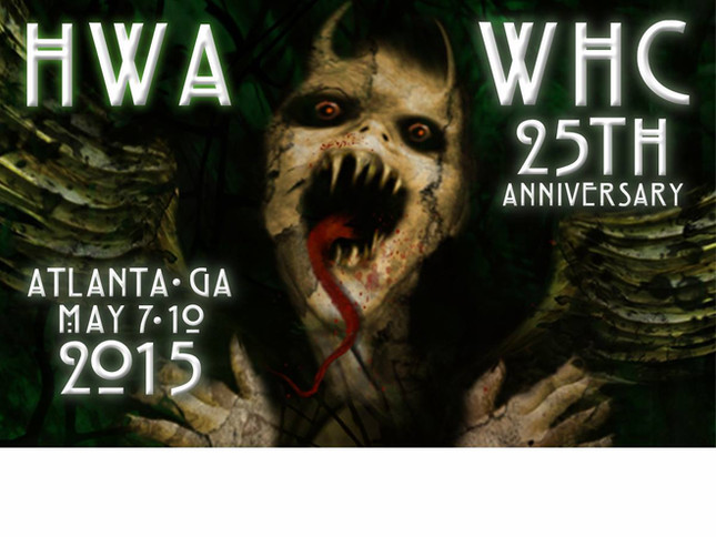 Less Than A Week - Prepping for The Bram Stoker Awards® Weekend & 25th Anniversary World Horror