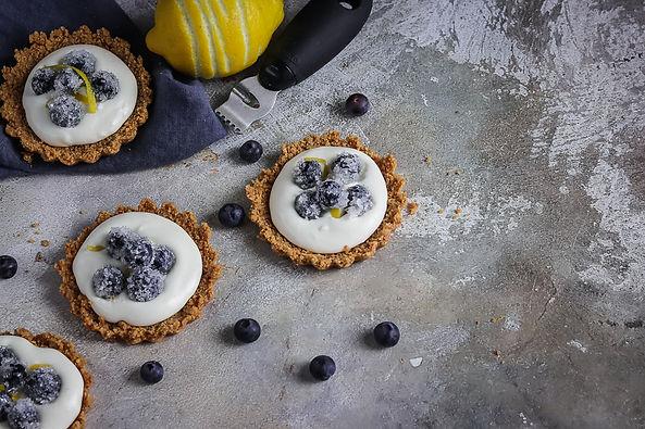 Blueberry lemon mini tarts final (1 of 1