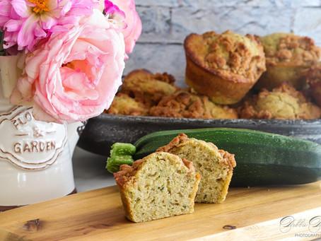 Zucchini Quinoa Muffins