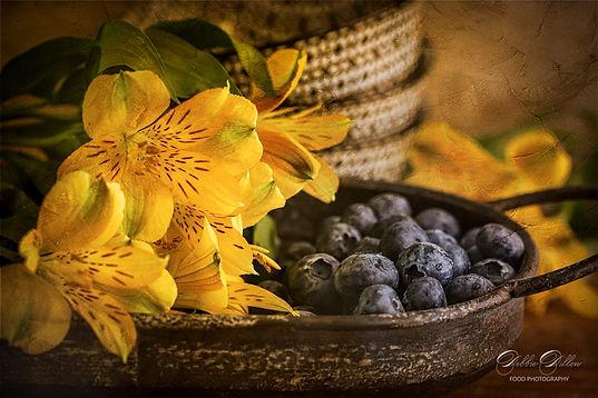 Blueberries and Alstroemeria PS wm.jpg