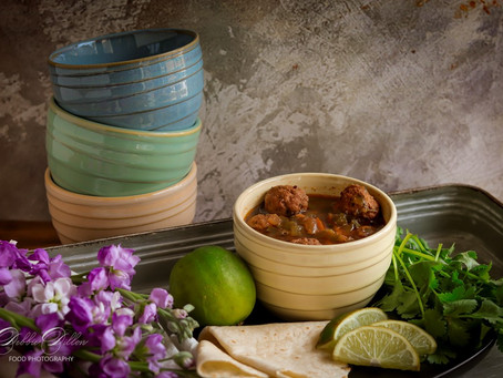 Albondigas (Mexican Meatball Soup)