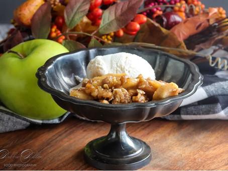 Best-Ever Apple Crisp
