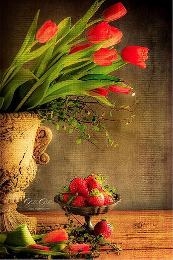 Tulips and Strawberries PS wm.jpg