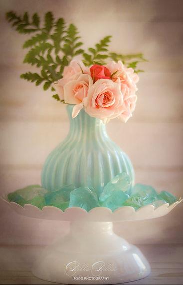 Pink mini roses in vase PS wm.jpg