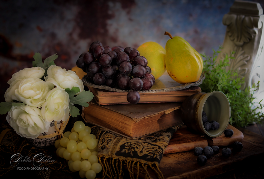 grapes and pears still life edited wm.pn