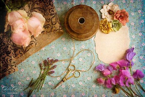 Cutting a Bouquet PS wm.jpg