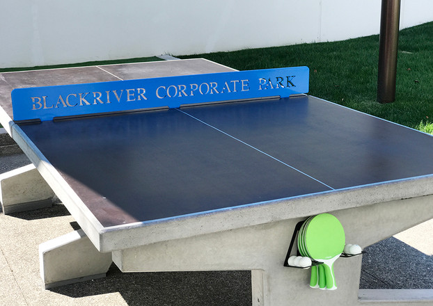 Cement Ping-Pong