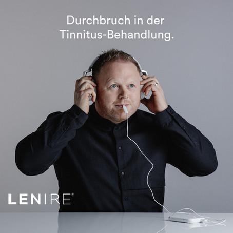 Tinnitus? Wir haben da was.
