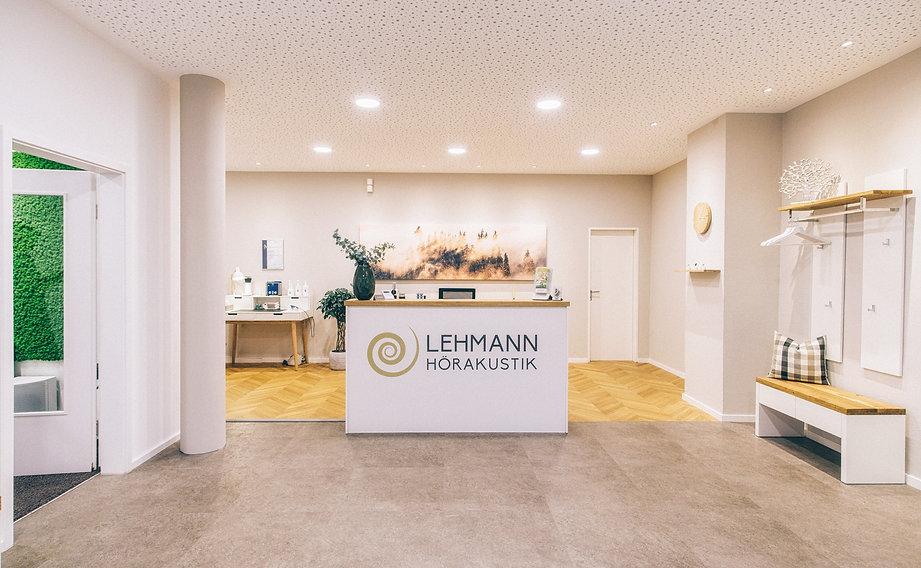 Fachgeschäft Lehmann Hörakustik Hörgeräte in Kirchzarten