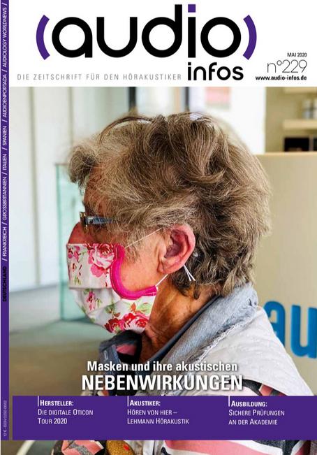 Audio Infos Deutschland berichtet über Lehmann Hörakustik
