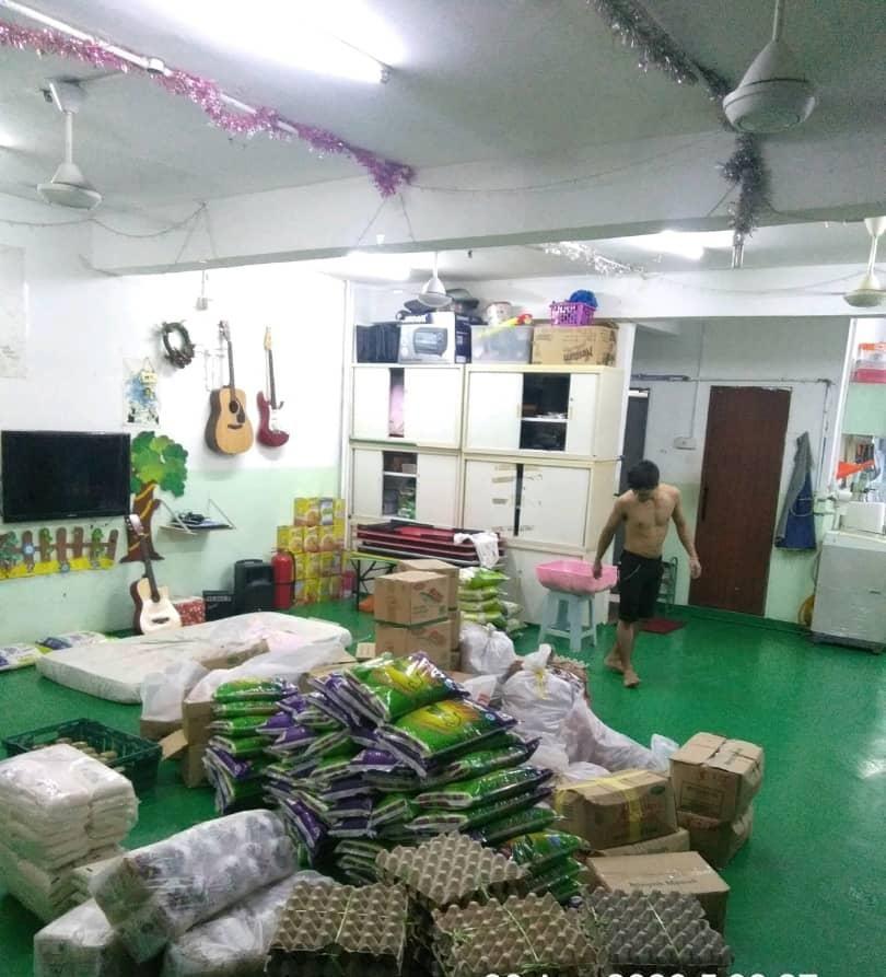 Food Supply to Chin Student Organization Malaysia