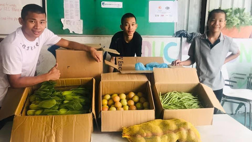 Food Supply to Shalom Ace Centre