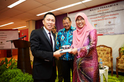 Donation to UKM