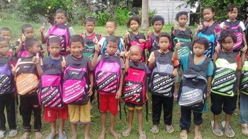 Fund Raising for Orang Asli Children
