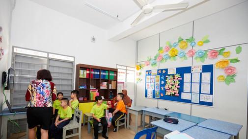 Build Classroom for SJK (C) Pasir Pinji 2