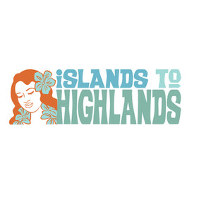 Islands to Highlands branding