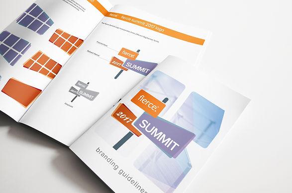Nicholas Nelson Branding Marketing Designer fierce inc. summit brand guidelines W Hotel Seattle