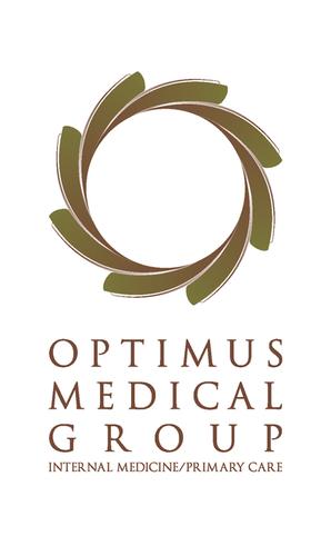 Optimus Medical Group branding