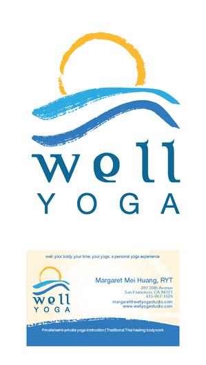 Well Yoga Brand Design