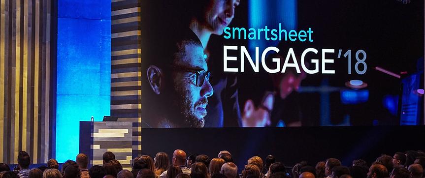 Nicholas Nelson Branding Marketing Designer Presentation Design Smartsheet Engage Conference