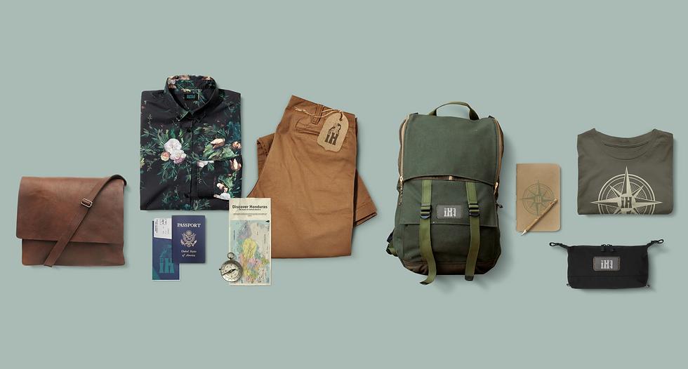 Nicholas Nelson Branding Marketing Designer Islands to Highlands apparel