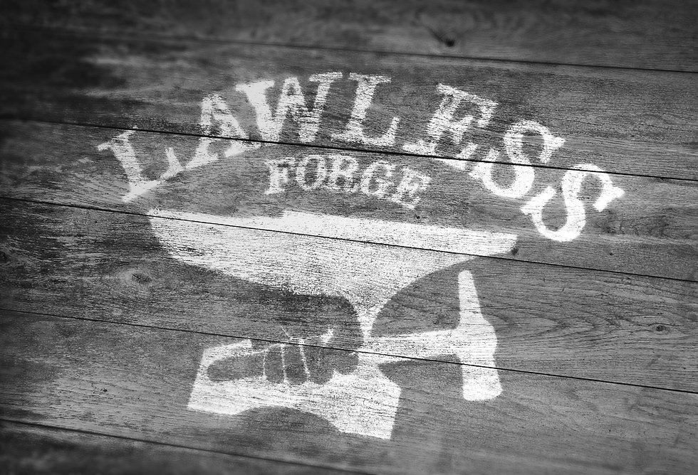 Nicholas Nelson Branding Marketing Designer Lawless Forge Seattle Logo Design