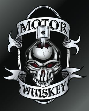 Motor Whiskey Brand Design