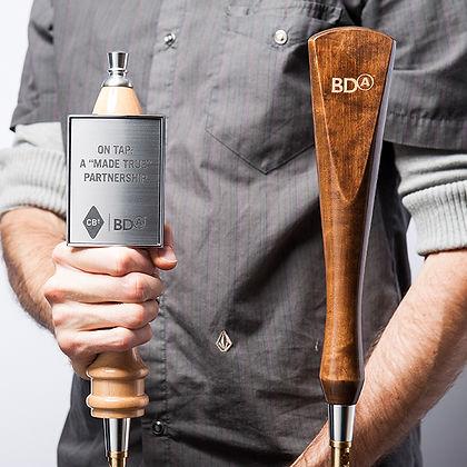 Nicholas Nelson Branding Marketing Designer Craft Beer Alliance Branding concept RFP Mike Wilson Photo