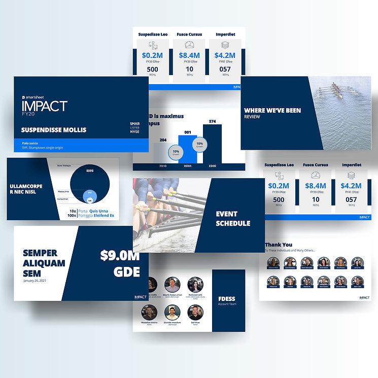 Nicholas Nelson Branding Marketing Designer Presentation Design Smartsheet