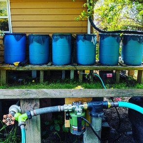Rainwater collection system
