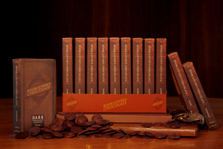 Book Lovers Chocolate