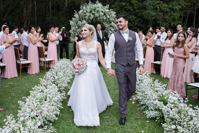 Casamento Jessyca e Carlos