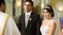 Casamento  Lílian e Lucas