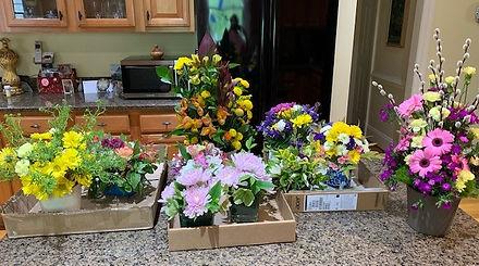 arrangements for hospice house april 202