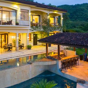 Luxury Ocean View Villa - 8 beds