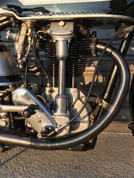 NORTON INTER M30 1933