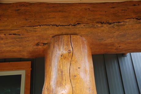 Post and beam