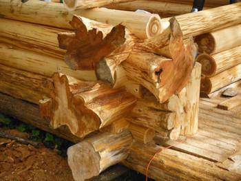 Western Red Cedar Butt Flares