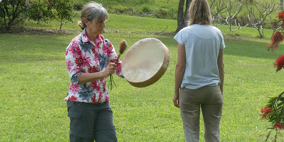 Blue Mountains - Sound and Drum Journey Evening
