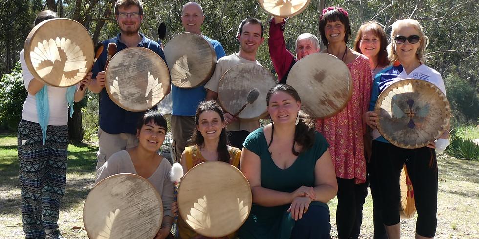 Medicine Drum Making Workshop - Blue Mountains
