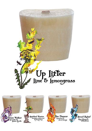 Drishti Refill Candle for Glassware