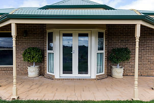 Feature windows and doors by SP Window Solutions