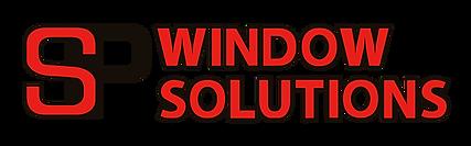SP Window Solutions logo