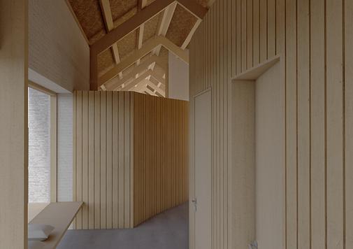 Esrum horizontal house