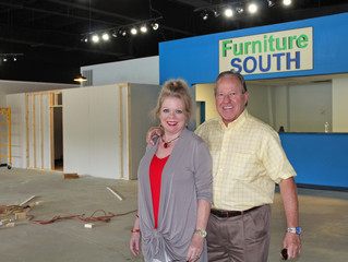 Furniture South Is Expanding Showroom and Design Center to 12,000 Square Feet