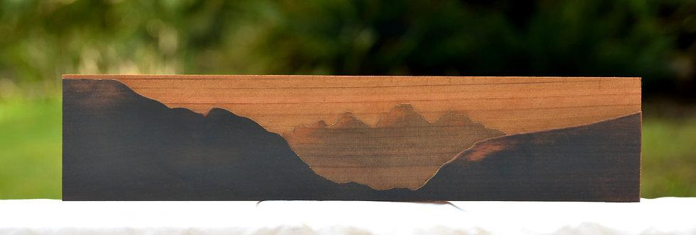 Cascades Mountainscape