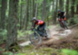 Mountainbike reizen