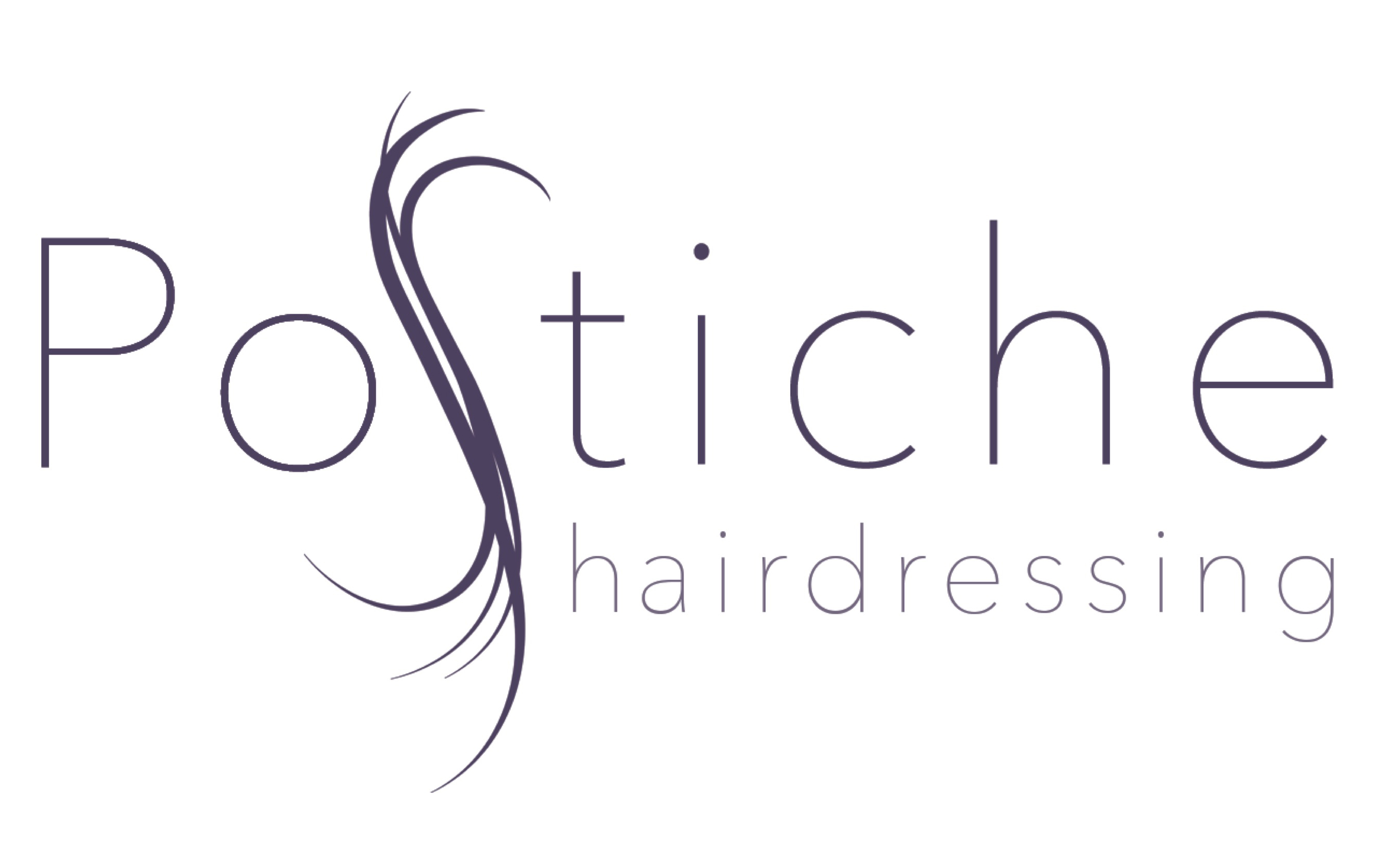 Hairdressing logo