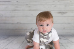Baby clothing website shoot